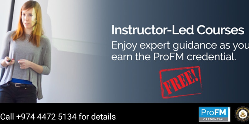 Free ProFM Instructor-led Webinar Training (DEMO CLASS)