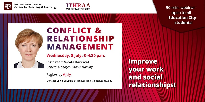 Conflict & Relationship Management