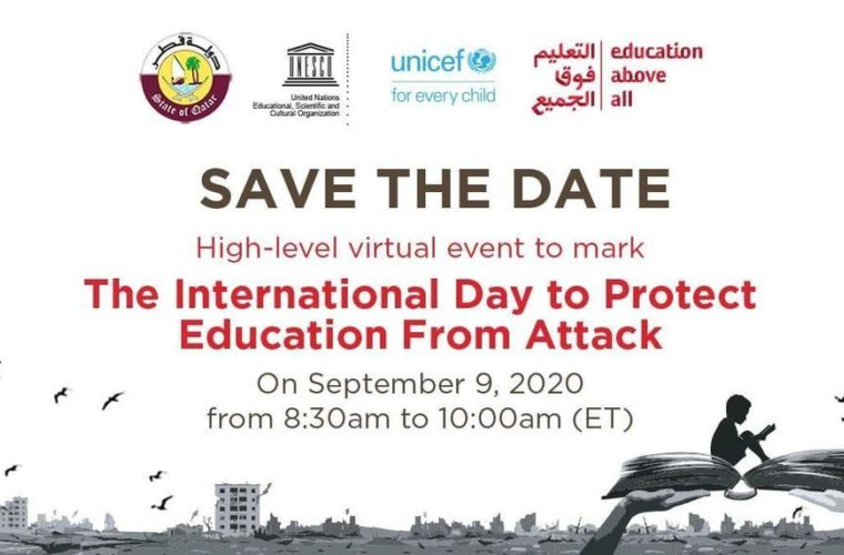 International Day to Protect Education from Attack