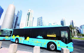 Public buses to go electric by 2022 FIFA World Cup