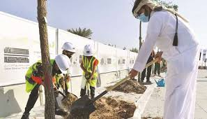 One million trees initiative reaches milestone