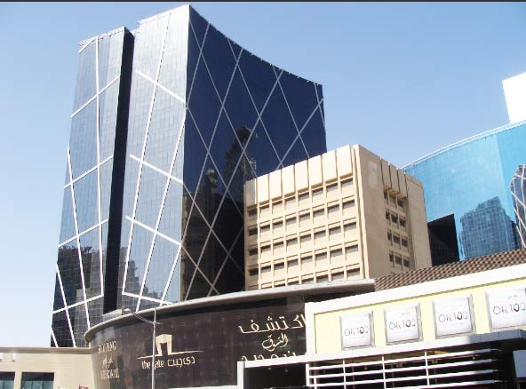 The Landmark Mall in Doha Qatar - Brands, Location and Timings