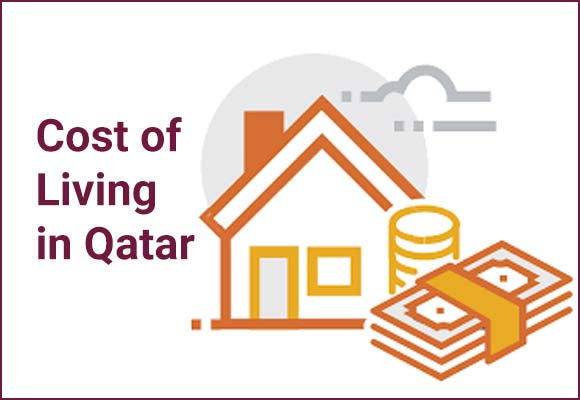 Cost of living in Doha Qatar