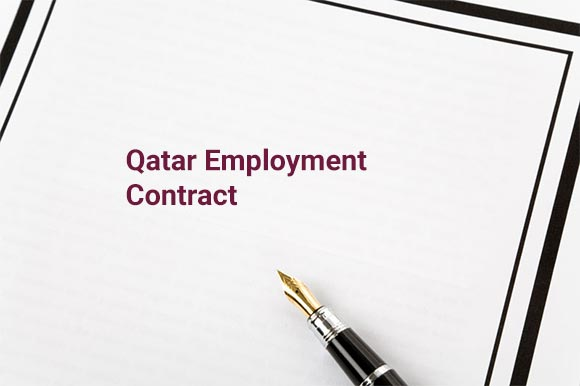 qatar employment contract