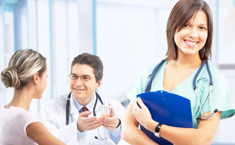 healthcare and medical jobs
