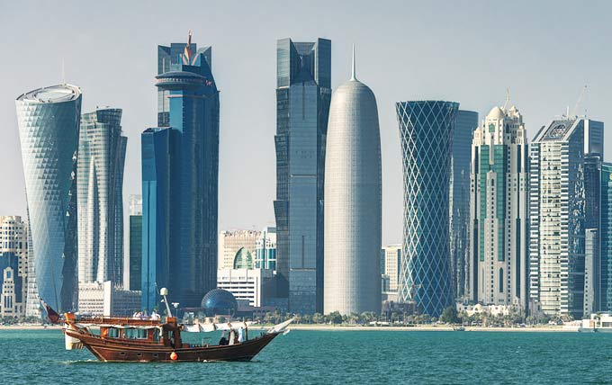 cities in qatar