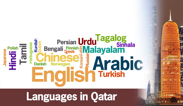 languages in Qatar