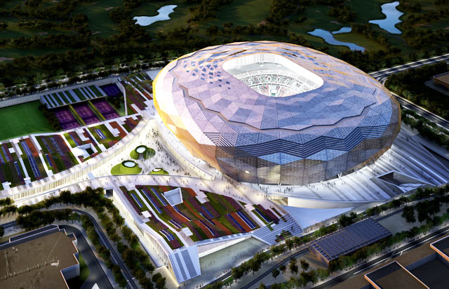 Education city stadium doha
